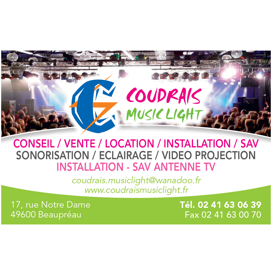Coudrais Musiclight
